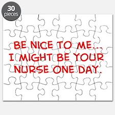 Cute Health care Puzzle