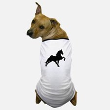 Funny Walking horses Dog T-Shirt