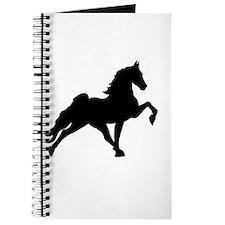 Cute Logo in white Journal