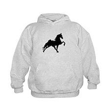 Walking horses Hoodie