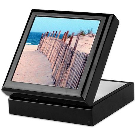 New Jersey Keepsake Box - Seaside