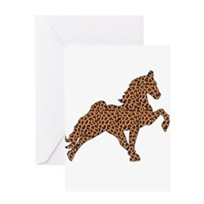 Tennessee walking horses Greeting Card