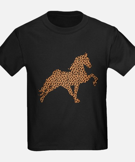 Funny Horse patterns T