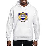 Buckner Hall Hooded Sweatshirt