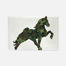 Unique Tennessee walking horses Rectangle Magnet