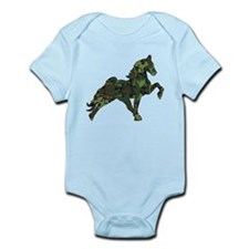 Cool Tennessee walking horse Infant Bodysuit