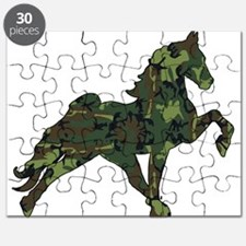 Cool Walking horse Puzzle
