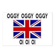 OGGY OGGY OGGY OI OI OI | Postcards (Package of 8)