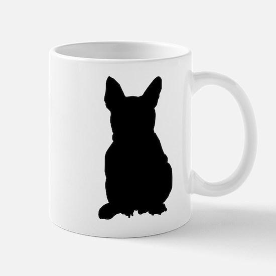 French Bulldog Silhouette Mug