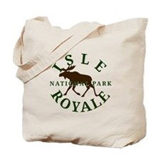 Isle Royale National Park Tote Bag