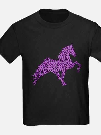 Unique Horse patterns T