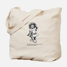 Androcles and the Lion Tote Bag