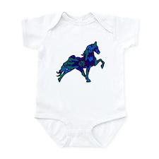 Cute Horse patterns Infant Bodysuit