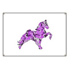 Tennessee walking horse Banner
