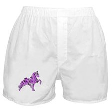 Tennessee walking horse Boxer Shorts