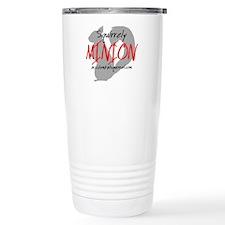 Squirrely Minion Travel Mug