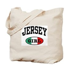 Italian Jersey Girl Tote Bag
