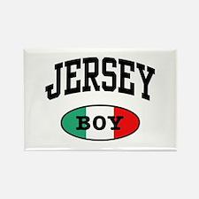 Italian Jersey Boy Rectangle Magnet