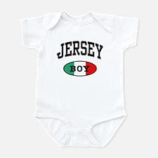 Italian Jersey Boy Infant Creeper