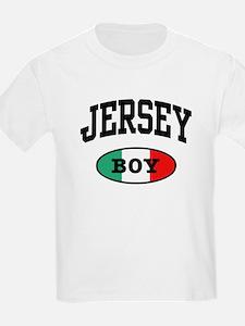 Italian Jersey Boy Kids T-Shirt