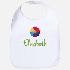 Elisabeth Valentine Flower Bib