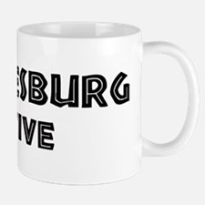 Hattiesburg Native Mug