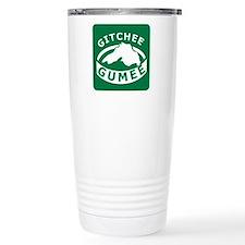 Gitchee Gumee - Lake Superior Travel Mug