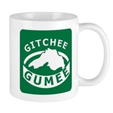 Gitchee Gumee - Lake Superior Mug
