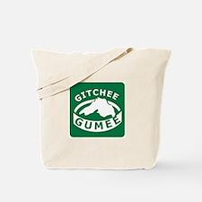 Gitchee Gumee - Lake Superior Tote Bag