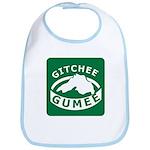 Gitchee Gumee - Lake Superior Bib