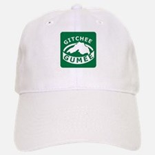 Gitchee Gumee - Lake Superior Baseball Baseball Cap
