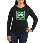Gitchee Gumee - Lake Superior Women's Long Sleeve