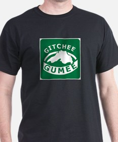 Gitchee Gumee - Lake Superior T-Shirt