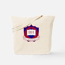 Buckner Hall Red Tote Bag
