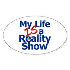 Funny Tv show Decal