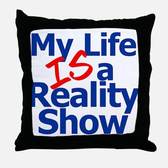 TV Throw Pillow