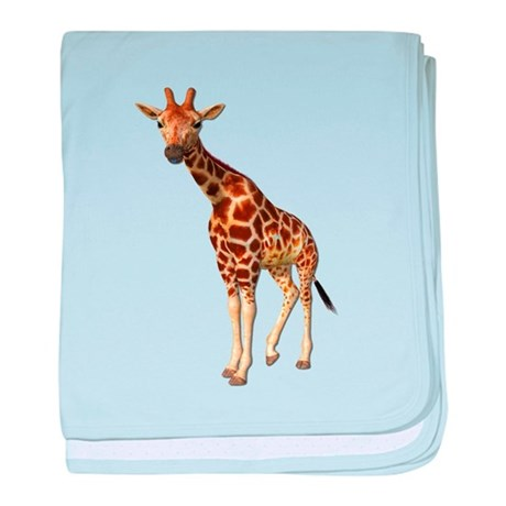 The Giraffe baby blanket