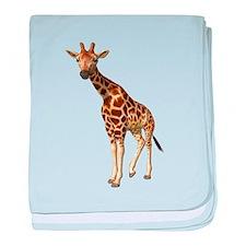 The Giraffe baby blanket