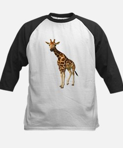 The Giraffe Kids Baseball Jersey