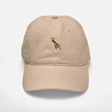 The Giraffe Baseball Baseball Cap