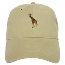 The Giraffe Baseball Cap