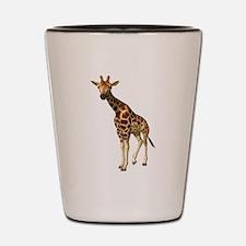 The Giraffe Shot Glass