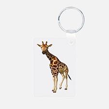 The Giraffe Keychains