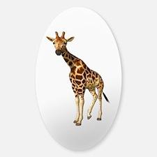 The Giraffe Decal
