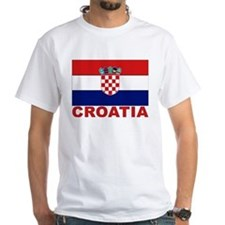 Croatia Flag Shirt