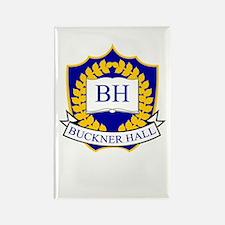 Buckner Hall Rectangle Magnet