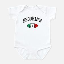 Italian Brooklyn NYC Infant Creeper
