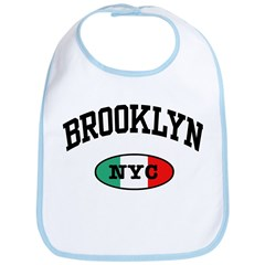 Italian Brooklyn NYC Bib