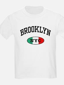 Italian Brooklyn NYC Kids T-Shirt