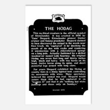 Hodag History Postcards (Package of 8)